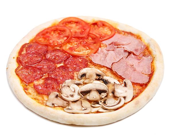 Піца 4 Сезони