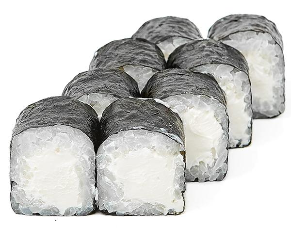 Хосомакі з крем сиром
